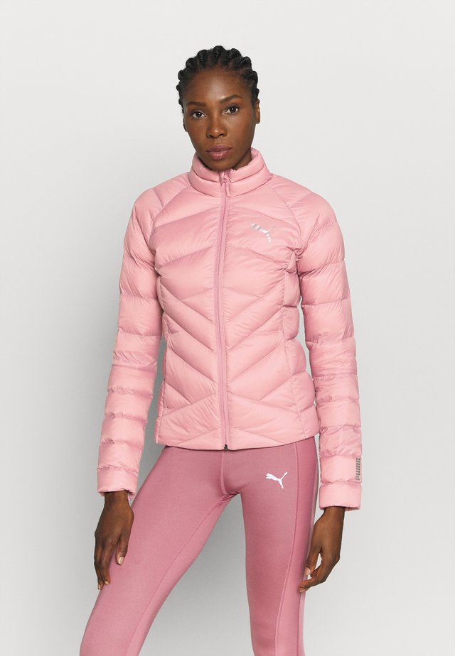 PWRWARM PACKLITE JACKET - Down jacket - foxglove