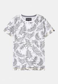 Cars Jeans - JUNEAU - T-shirt imprimé - white - 0