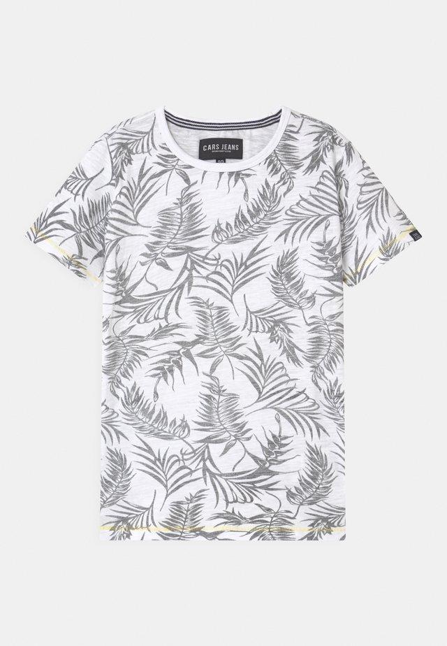JUNEAU - T-shirts print - white