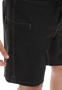 Vans - MN CRAGS BOARDSHORT - Swimming shorts - black - 2