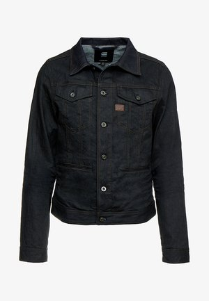 D-STAQ SLIM - Spijkerjas - dark-blue denim