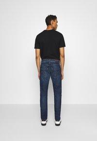 Dondup - PANTALONE - Slim fit jeans - dark-blue denim - 2