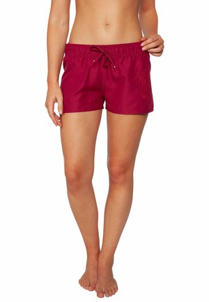 EVIDENCE - Swimming shorts - beet red
