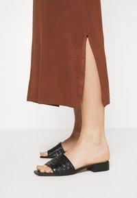 Even&Odd - A-line skirt - tiramisu - 5