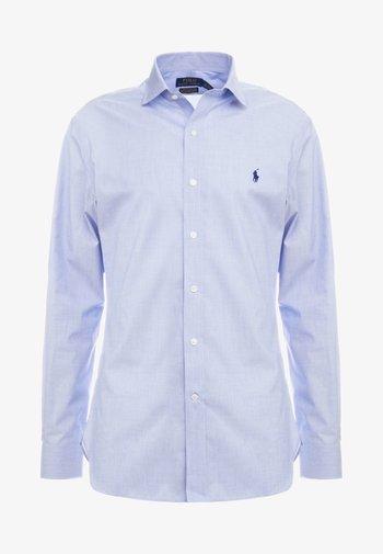 EASYCARE ICONS - Kauluspaita - light blue/white