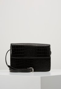 Pieces - Sac bandoulière - black - 0