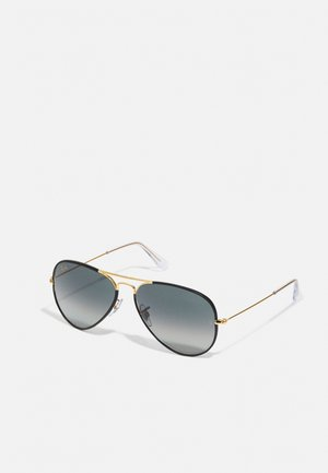 UNISEX - Sunglasses - black/legend gold-coloured