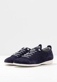 Jana - Chaussures à lacets - blue - 4