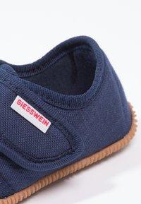 Giesswein - SENSCHEID - Touch-strap shoes - dunkelblau - 5