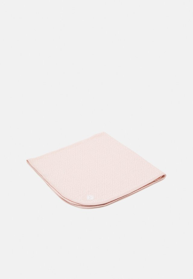 ICON BLANKET - Leikkimatto - crystal pink