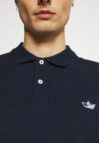 Selected Homme - SLHNATHAN - Polo shirt - navy blazer - 5