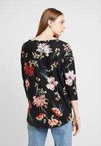 ONLY - ONLELCOS - Long sleeved top - black - 2