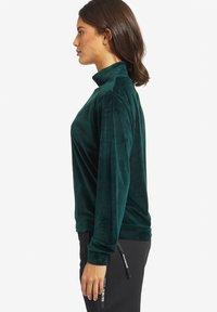 khujo - RISSA - Sweatshirt - turquoise - 3