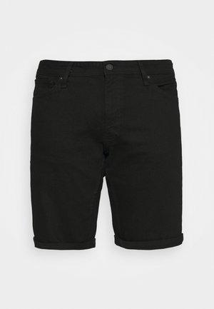 JJIRICK JJORIGINAL - Szorty jeansowe - black denim