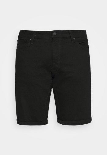 JJIRICK JJORIGINAL - Jeansshorts - black denim