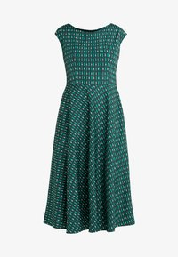 WEEKEND MaxMara - PIREO - Day dress - dark green/white/black - 3