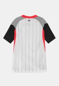 Nike Performance - LIVERPOOL FC UNISEX - Pelipaita - white/laser crimson/wolf grey/black - 1