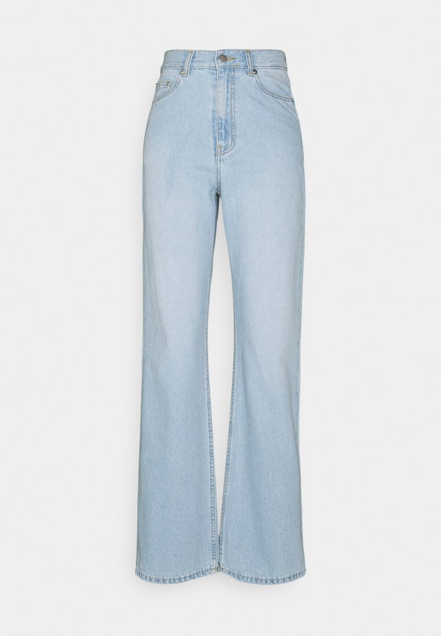 ECHO - Jeans a sigaretta - superlight blue
