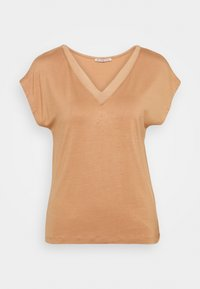 Anna Field - Basic T-shirt - camel - 0