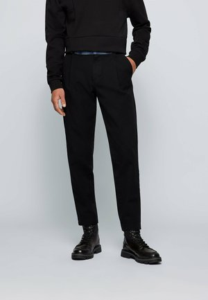 SAMSON BC-J - Trousers - black