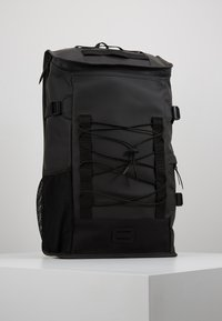 Rains - MOUNTAINEER BAG - Rygsække - black - 0