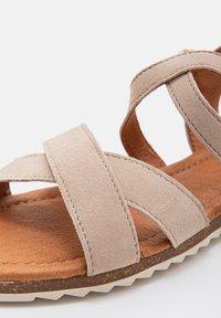 Apple of Eden - Sandals - taupe - 5