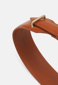 ARKET - Waist belt - cognac - 3