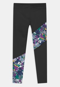 Nike Performance - ONE - Leggings - black/multi-color - 1