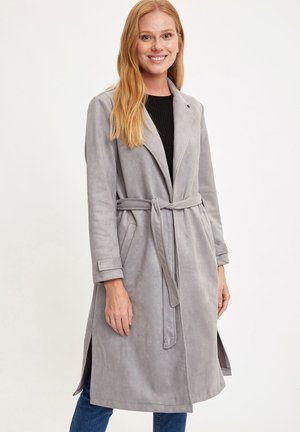 Trenchcoats - grey