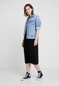 Weekday - BEYOND DRESS - Jersey dress - black - 1