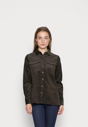 VMEFFY  - Button-down blouse - peat