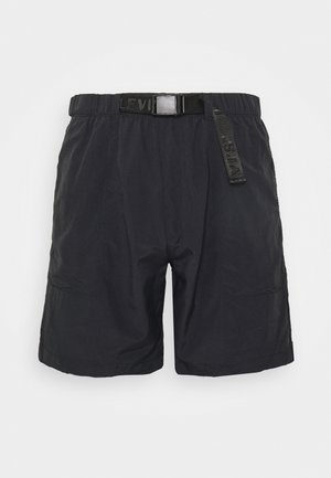LINED CLIMBER - Short - jet black