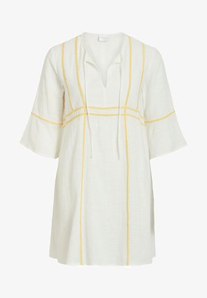 Day dress - whisper white