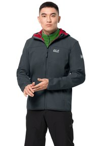 Jack Wolfskin - NORTHERN POINT - Outdoor jacket - ebony - 0