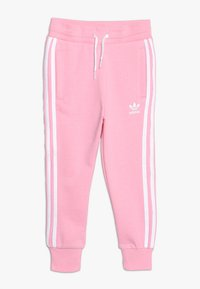 adidas Originals - TREFOIL HOODIE SET - Bluza z kapturem - light pink/white - 2