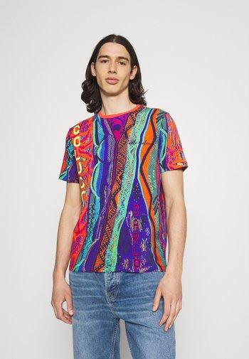 SET - Print T-shirt - multi color