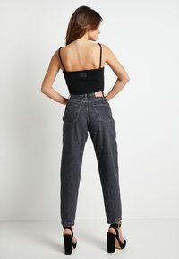 Pepe Jeans - DUA LIPA x PEPE JEANS - Relaxed fit jeans - grey - 2