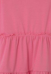 Lemon Beret - SMALL GIRLS - Žerzejové šaty - azalea pink - 2