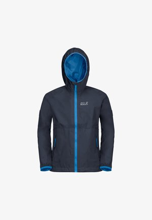 RAINY DAYS - Waterproof jacket - night blue