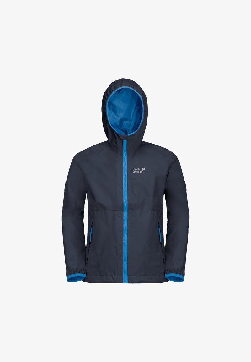 Jack Wolfskin - RAINY DAYS - Waterproof jacket - night blue