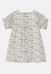 Name it - NBFHAJETTE SET - Shirt dress - bright white - 1