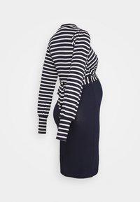 Envie de Fraise - ROSELINE  - Sukienka z dżerseju - dark blue - 1
