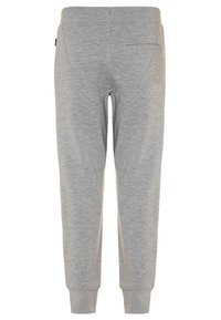 Molo - ASHTON - Tracksuit bottoms - grey melange - 1