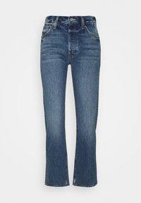 Mother - HIGH WAISTED HIKER HOVER - Straight leg jeans - blue denim - 0