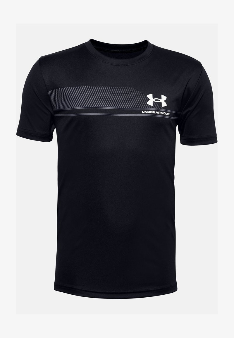 Under Armour - UA TECH - Print T-shirt - black