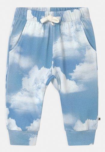 SIMME UNISEX - Trousers - blue