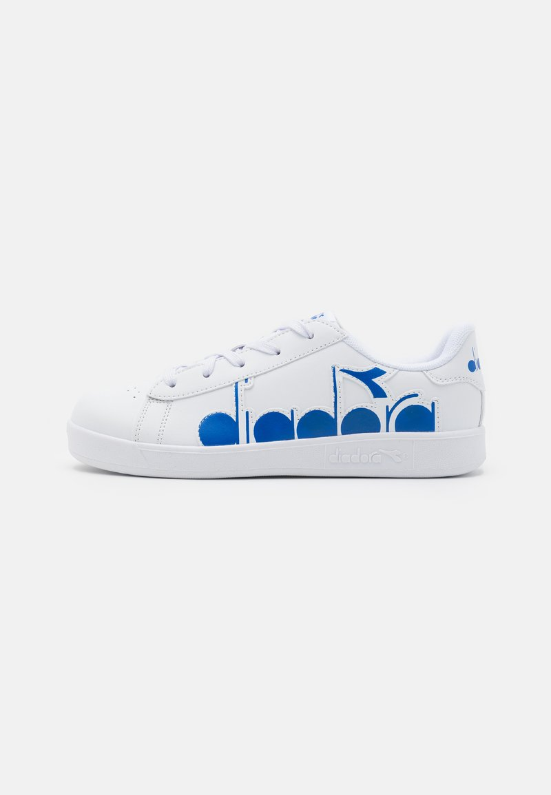Diadora - GAME BOLDER UNISEX - Sportschoenen - white/micro blue