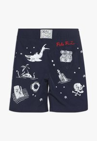 Polo Ralph Lauren - TRUNK SWIMWEAR BOARDSHORT - Swimming shorts - french navy - 1