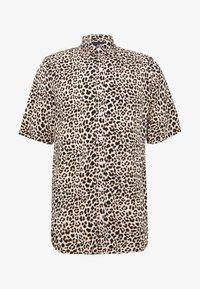 Denim Project - GRANDE - Shirt - leo - 0