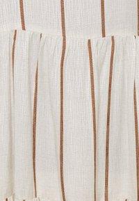 YAS - YASTRIMLA STRAP DRESS  - Korte jurk - tapioca - 6